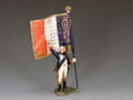 NA366  Officer Flagbearer by King and Country