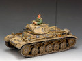AK113 Panzer II Ausf B by King and Country