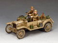 """AL071 Light Horse Model """"T"""" by King and Country"""