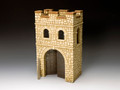 RF001(S) Roman Fort Gate Tower (Sandstone) by King and Country