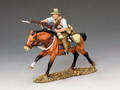 AL075 Mounted Kiwi Charging w/Rifle#2 by King and Country