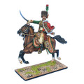NAP0531  French Imperial Guard Chasseur a'Cheval Officer by First Legion