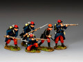 SGS-FW002 French Assault 1914 Set by King and Country