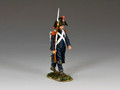 NA407 Old Guard' Shoulder Arms (on the right shoulder) by King and Country