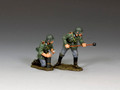 WH073 Additional Artillery Crew #3 by King and Country