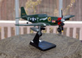 P51B  North American P51B Mustang Fighter US Army Corps by King & Country (Retired)