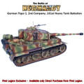 NOR069 German Tiger 1, 1st Co 101st Heavy Panzer Battalion by First Legion (RETIRED)