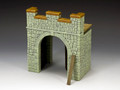 RF002(G) Roman Fort Rear Gate Section (Graystone) by King and Country