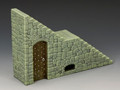 RF006(G) Roman Fort Stairs Section (Graystone) by King and Country