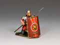 ROM024 Roman Soldier Kneeling with Pilum by King and Country
