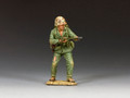 USMC011 Marine Flame Thrower by King and Country