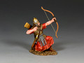 ROM022 Roman Archer (Kneeling to Fire) by King and Country