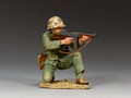 USMC022 Kneeling Marine Tommy Gunner by King and Country