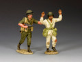 IDF011 Prisoner & Escort (2-man Set)by King and Country