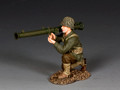 DD312 Kneeling Bazooka Guy by King and Country
