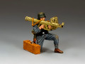 WH075 Kneeling Panzerschrek Grenadier by King and Country