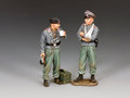 WH089.  Dismounted Assault Gun Crew #1 by King and Country