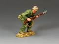 USMC027 Crouching Marine by King and Country