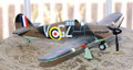 RAFA08  Hawker Hurricane MK2 by King & Country (Retired)
