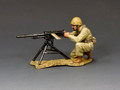 IF041  Kneeling Machine Gunner by King and Country