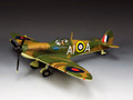 RAF076 Spitfire MKII (Battle of Britain 1968) by King and Country