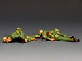 USMC039 Marine Casualty Set by King and Country