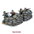 NOR088 Sandbag Wall Set (2 Pieces) by First Legion