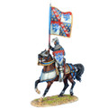 MED043  French Standard Bearer - Louis de Vendome by First Legion