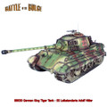 BB030 German King Tiger Tank - SS Leibstandarte Adolf Hitler by First Legion