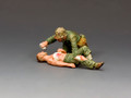 USMC044 Navy Corpsman & Wounded Marine by King and Country