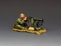 USMC045 Marine Machine Gunner by King and Country