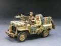 EA025  SAS Recce Jeep by King & Country (Retired)