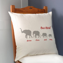 Our Herd Cushion Cover