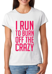 I Run To... T-Shirt or Vest