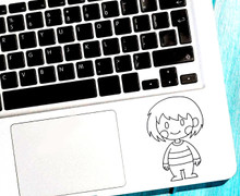 Chara Undertale Decal