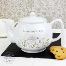Wildflowers Teapot