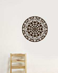 Geometric Wall Sticker 1