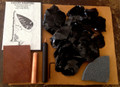 Caught Knapping Beginners Kit with Video