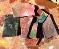 Jasper Slab Bunches