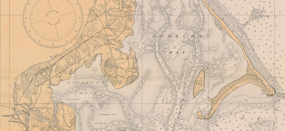 atlantic coast harbor charts