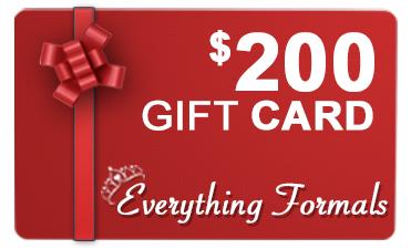 $200 Gift Card Logo