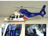 PK007 Custom Made Models with Interior Detail 1:36 Eurocopter EC-155 Helicopter Bristow G-ISSW