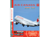 ACA4 World Air Routes (Just Planes) DVD Air Canada Caribbean EMB-190 247 Minutes