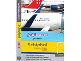 AMS1 Just Planes DVD Schiphol Amsterdam Airport 2011 216 Minutes