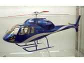 PK009 Custom Made Models with Interior Detail 1:24 Squirrel Helicopter Arena TV G-INTV