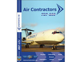 ABR3 World Air Routes (Just Planes) DVD Air Contractors Boeing 727 110 Minutes
