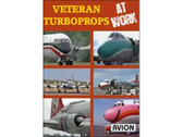 W073 | Avion DVD | Veteran Turboprops at Work 70 Minutes