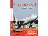 ACA6 World Air Routes (Just Planes) DVD Air Canada A330-300 250 Minutes