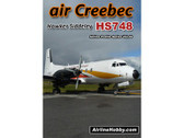 APS44 Airline Hobby DVD Air Creebec Hawker Siddeley HS748 105 Minutes