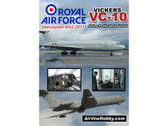 APS43 Airline Hobby DVD Royal Air Force Vickers VC-10 Vancouver Visit 2011 40 Minutes